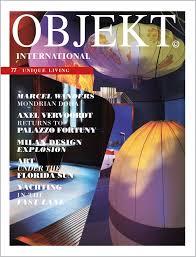 Home Decor Magazines Canada Objekt International Objekt International