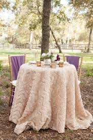 Shabby Chic Tablecloth by Textured Tablecloth Wedding Decor Pinterest Weddings