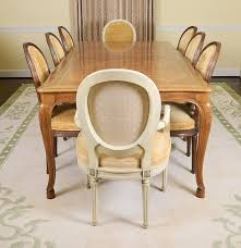 French Provincial Dining Room Chairs Awesome Baker Dining Room Table And Chairs Photos Home Design