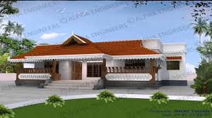 kerala style two bedroom house plans youtube