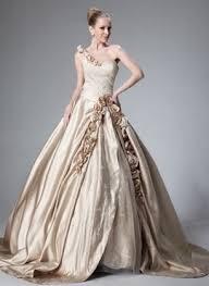 113 best wedding gold gown images on pinterest wedding dressses