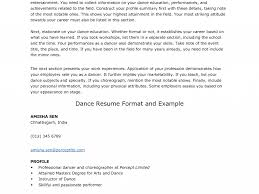 dance resume examples 100 resume examples for college administrative professional resume examples for college sensational design dance resume examples 10 dance template for download dance resume