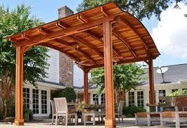 Lean To Pergola Kits by Wood Pavilion Kits Outdoor Pavilion Kits Forever Redwood