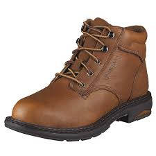 womens boots for work ariat womens macey lace up toe work boots work