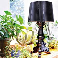 Kartell Bourgie Table Lamp Kartell Bourgie Table Lamp Mit Dimmer 9070q8 Reuter Shop