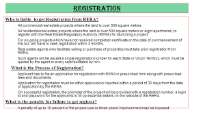 real estate regulation u0026 development act real estate and the