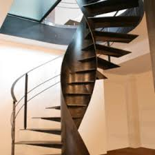 Cement Stairs Design Spiral Staircase In Lightweight Concrete By Rizzi