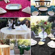 renting table linens premier table linens tableware 7321 nw 35th st miami fl