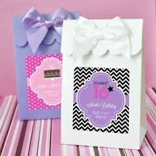 personalized party favor bags 24 personalized sweet 16 quinceanera party favor bags candy buffet