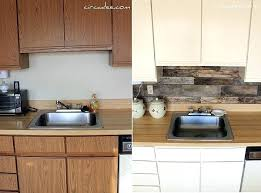 affordable kitchen backsplash kitchen backsplash ideas on a budget golbiprint me