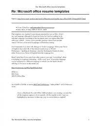 Resume Template Microsoft Word Mac Cover Letter Resume Template Download Microsoft Word Resume
