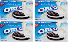 where to buy white fudge oreos nabisco oreo white fudge covered limited edition