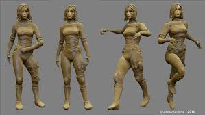 vfs superhero assignment   Andrea Rondena   environment artist This image was intended as a comparison test for choosing the final pose of the character