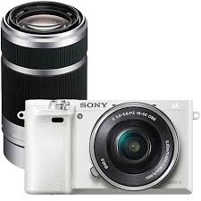 sony a6000 best buy black friday deals sony alpha a6000 mirrorless camera with 16 u201350mm retractable lens