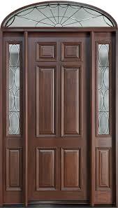 exterior stylish front entry door designs with cool wooden doors