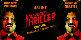 6th annual jai ho halloween costume dance party in seattle the