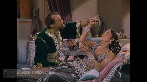 image gallery of samson and delilah 1949 blu ray