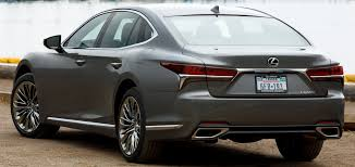 johnson lexus staff 2018 lexus ls 500 and lexus ls 500h the daily drive consumer guide