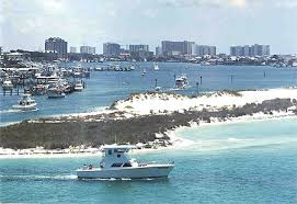 destin florida where sand is like sugar and the golf waters are