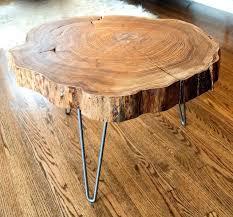 live edge round table round live edge coffee table home design ideas