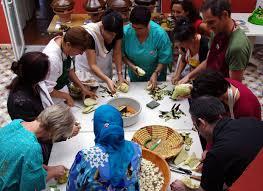de cuisine arabe côté cuisine marocaine à étienne les cours et bien d autres