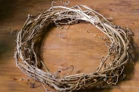 grapevine wreath how to make a grapevine wreath