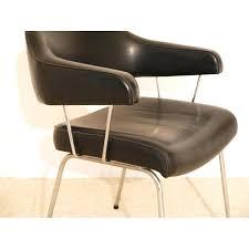 bureau en cuir chaise bureau cuir fauteuil bureau vintage simili cuir la maison