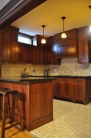 wood stove glass doors kitchen mission style cabinet hardware mosaic tile backsplash