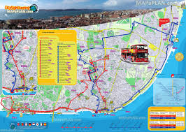 City Sightseeing San Francisco Map by Maps Update 44003129 Lisbon Tourist Attractions Map U2013 Lisbon