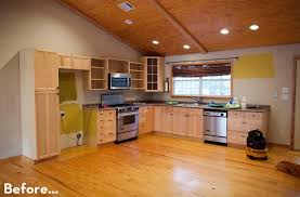 Kitchen Makeover Images - fun and colorful kitchen makeover