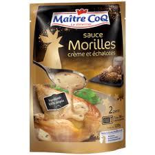 cuisiner les morilles sauce morilles crème et échalotes maître coq