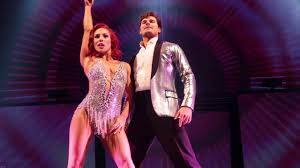 dwts light up the night tour dwts light up the night tour group dance youtube