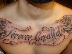 family is forever tattoos forever and