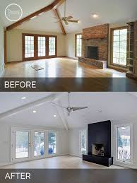 house renovation before and after jeff betsy s kitchen before after pictures kitchens living