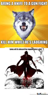 Meme Courage Wolf - rmx courage wolf by xeonic meme center