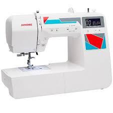 janome mod 100 quilting u0026 sewing machine 8489418 hsn