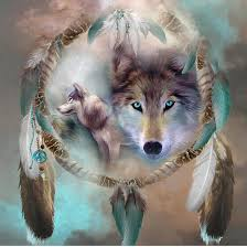 oloee dreamcatcher wolf oloee