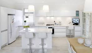 Airy Kitchen Light And White For Kitchen Reno The Border Mail