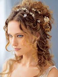 casual hairstyles for medium curly hair long curly casual