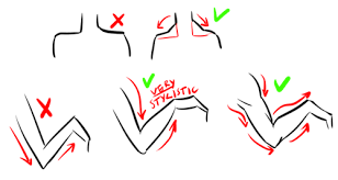 How To Draw Female Anatomy Z E M A E L