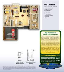 Color Floor Plan Olthof Homes House Plans U0026 Floor Plans For Chateau In Beauty