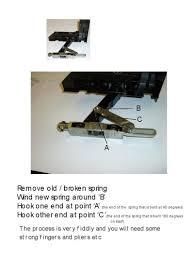 sliding glass door mechanism gu tilt slide patio door leading bogie roller spring