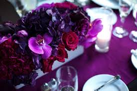 Purple Centerpieces Dark Purple Wedding Centerpieces Lavender Flowers As Purple