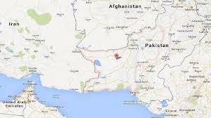 world map pakistan karachi pakistan earthquake kills at least 30 in baluchistan