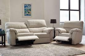 fabric reclining sofas uk centerfieldbar com