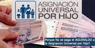 asignacin por hijos com porque anses no paga el aguinaldo a la asignación universal por hijo