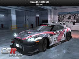 gtr nissan nismo nissan gt r nismo gt3 csr racing wiki fandom powered by wikia