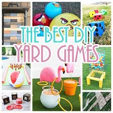 Diy Backyard Games by 61 Best Diy Active Outdoor Toys Images On Pinterest Games