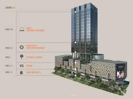 Sim Lim Square Floor Plan by Centrium Square New Commercial Development Singapore New