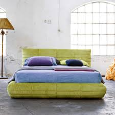 Double King Size Bed Masters Bed Gold By Veneran Available In W 152 L 235 H 94 Cm